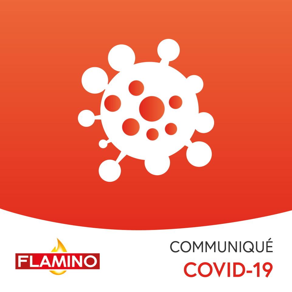 COVID 19 FLAMINO