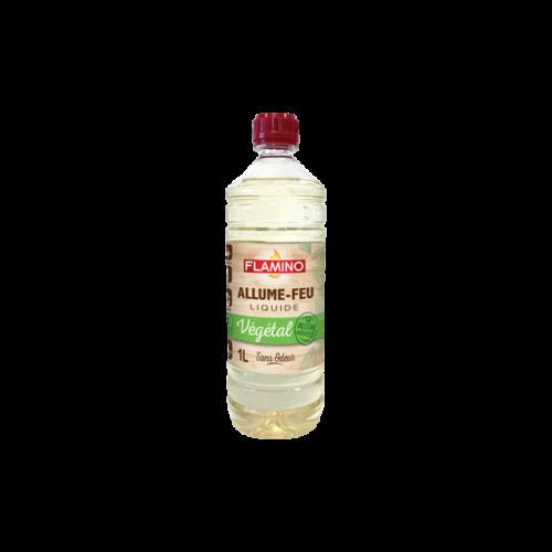 Allume feux liquide vegetal FLAMINO 1L