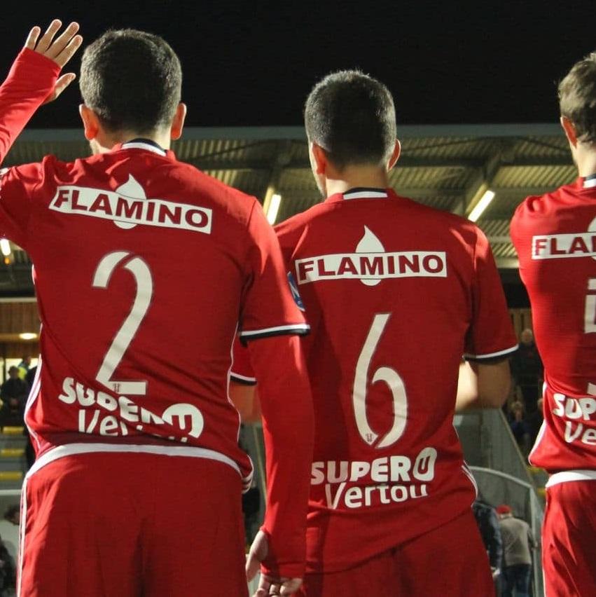 Flamino partenaire officiel de lUSSA Vertou