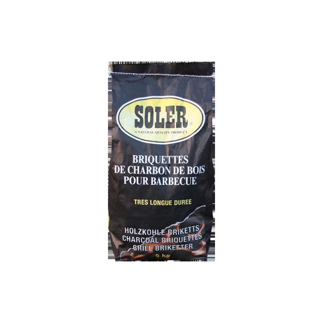 Briquettes SOLER 5KG