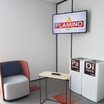 Tri selectif FLAMINO 1